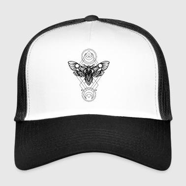 tatouage de papillon - Trucker Cap
