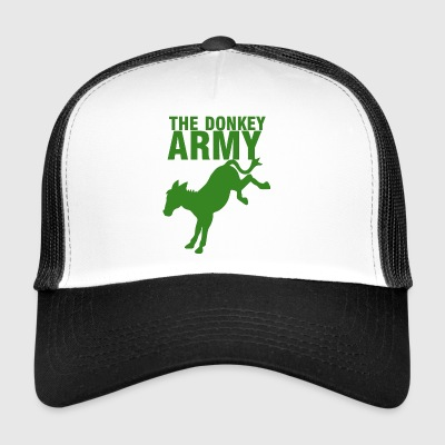 Donkey / Farm: The Donkey Army - Trucker Cap
