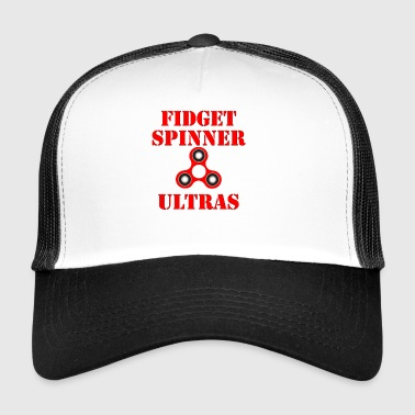 Fidget Spinner Ultras! - Trucker Cap