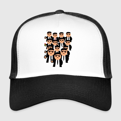 WTF MEN'S GANG - Trucker Cap