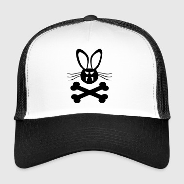 Killer_Rabbit_Hase_Helloween - Trucker Cap