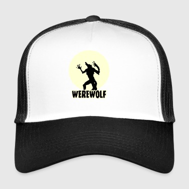 Werwolf / Halloween: Werewolf - Trucker Cap