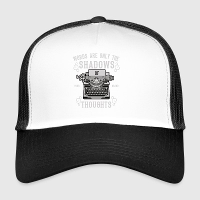 Shadows Of Thoughts2 - Trucker Cap