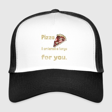 Poem about pizza. I love pizza - Trucker Cap