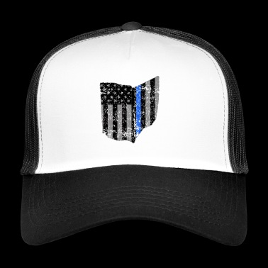 Ohio Highway Patrol - Trucker Cap