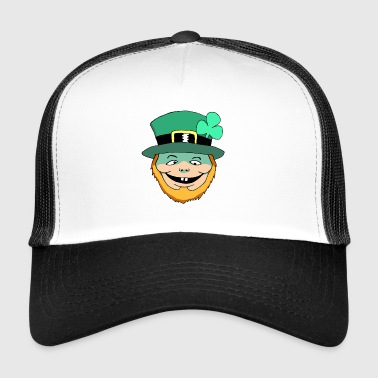 The Happy Leprechaun - Trucker Cap