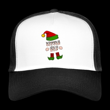 Little, Little Elf - Little brother, sister - Trucker Cap