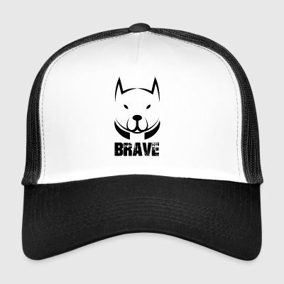 Dog brave - Trucker Cap