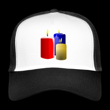 candles - Trucker Cap