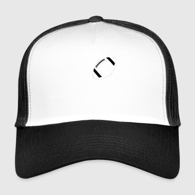L'amour du football - Trucker Cap