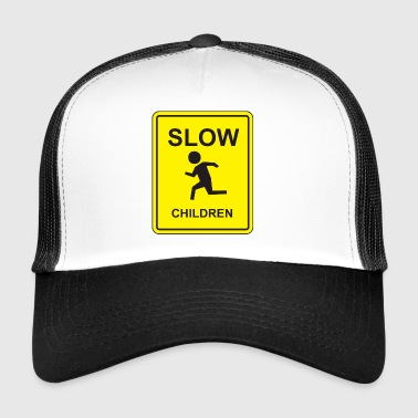 Slow Children - Trucker Cap