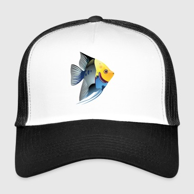 Calo exotic fish - Trucker Cap