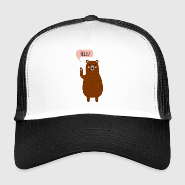 Ours brun Ours brun - Trucker Cap