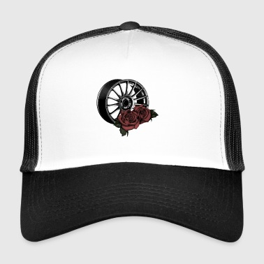 Tuning Rim Rose - Trucker Cap