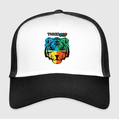 TIGER POP - Trucker Cap