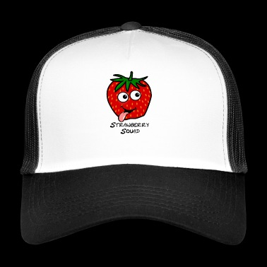 Strawberry Squad - Trucker Cap