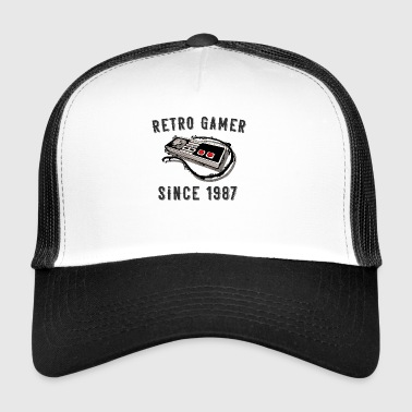 Retro Gamer 1987 - Trucker Cap