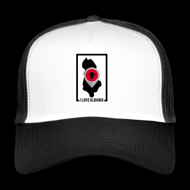 Limited Edition Albania - Trucker Cap