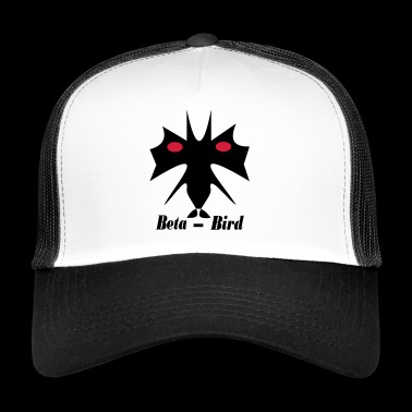 Beta - Bird / M7B4 / buffo uccello - Trucker Cap