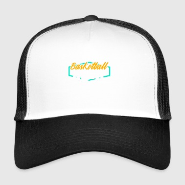Basketball Mom - Trucker Cap