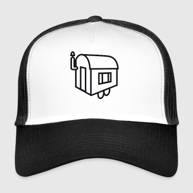Mobile Home - Trucker Cap