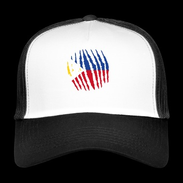 Claw claw home origin Philippines png - Trucker Cap