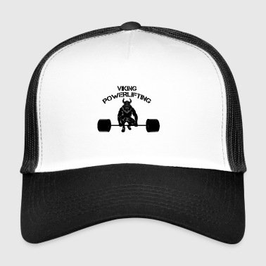 dynamophilie musculation fitness Viking - Trucker Cap