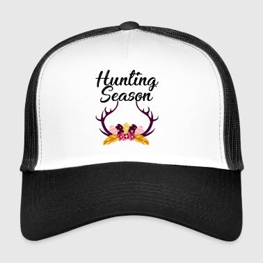 Jajko Hunting Season Polowanie egg hunt - Trucker Cap