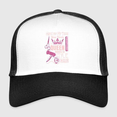 Hairstylist - Trucker Cap