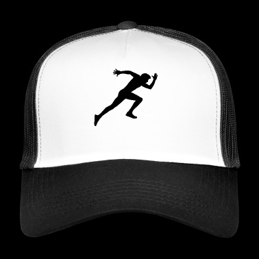 Sprint Star - Trucker Cap