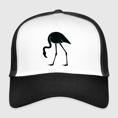 Pretty Flamingo - Trucker Cap