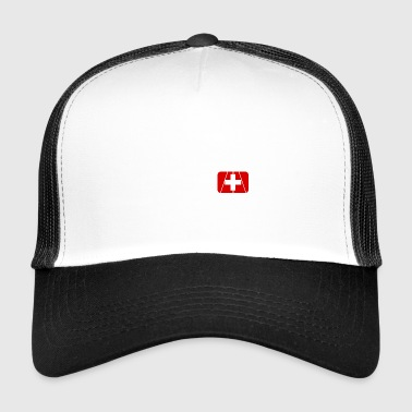Swiss National Day - Trucker Cap