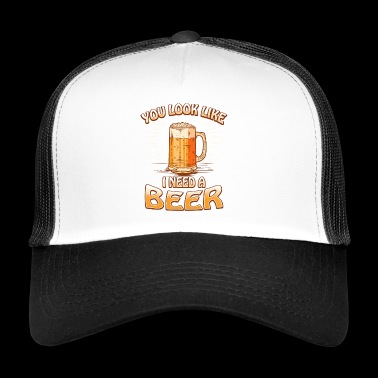 Beer home festival festival party gift - Trucker Cap