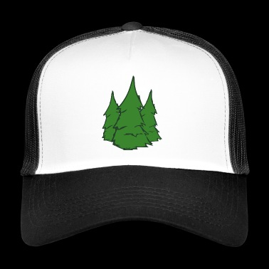 Pines - Trucker Cap