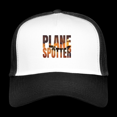 Plane spotter Foto Design Jet fighter jet - Trucker Cap