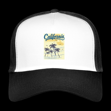 California Transparent - Trucker Cap