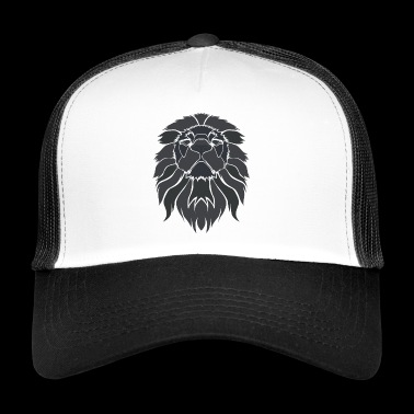 Lion Safari Savanna Gift Children Africa Mane - Trucker Cap
