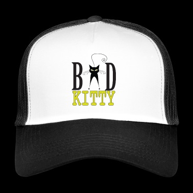 Bad Kitty - Bad Kitty - Trucker Cap