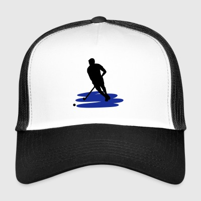 Field Hockey Player - Trucker Cap