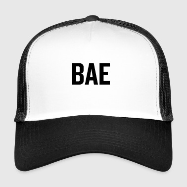 Bae (Black) - Trucker Cap