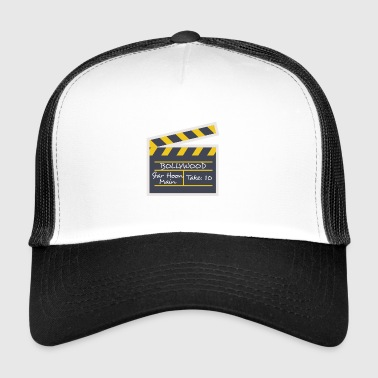 BOLLYWOOD CLIPBOARD - Trucker Cap