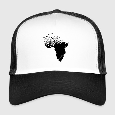 Flying / Africa - Trucker Cap