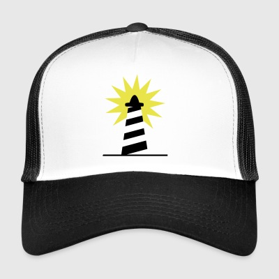 Lighthouse light bulbs Light Coast 3c - Trucker Cap