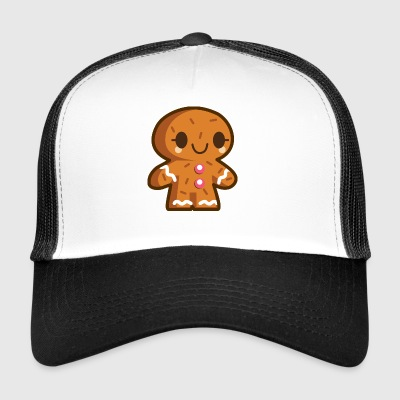 Gingerbread man - Trucker Cap