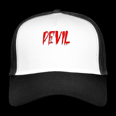 duivel - Trucker Cap