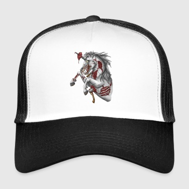 Revenge of the Unicorns - Version 2 - Trucker Cap