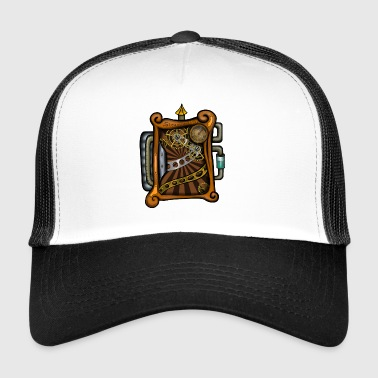 Steampunk - Trucker Cap