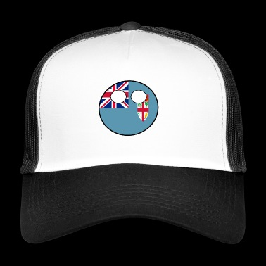 Countryball Country Home Fiji - Trucker Cap