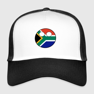 Country bal Country geboorteland Zuid-Afrika - Trucker Cap