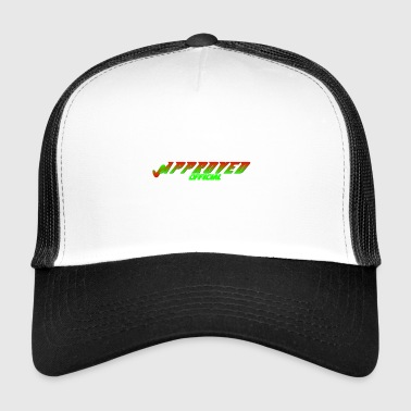 Official Brand Logo for APPROVED Official - Trucker Cap